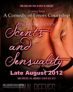 Scents and Sensuality, a Romantic Comedy, by Joan Reeves