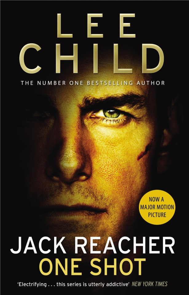 Character Assassination: Tom Cruise as Jack Reacher. | Authors of ...