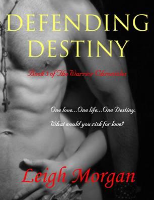 Defending Destiny Cover