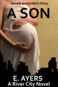 A Son  by  E. Ayers