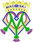 2014 Macski Logo for Polos