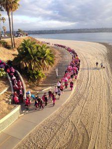 San Diego - Susan G. Komen Walk
