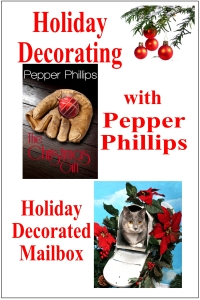 Pepper Phillips Holiday Craft
