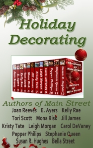 Holiday Decorating, a Free Companion Book to Christmas on Main Street 2014