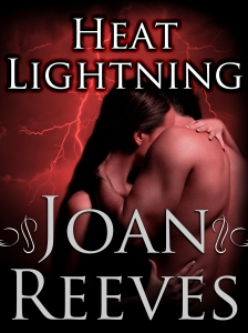 Cover of Heat Lightning by Joan Reeves