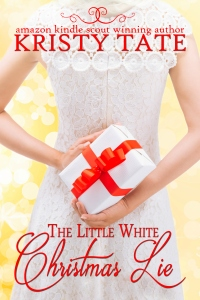 christmas lie white