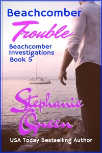 Beachcomber Trouble Book 5 Cover1000x1500