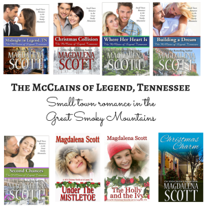The McClains of Legend, Tennesee