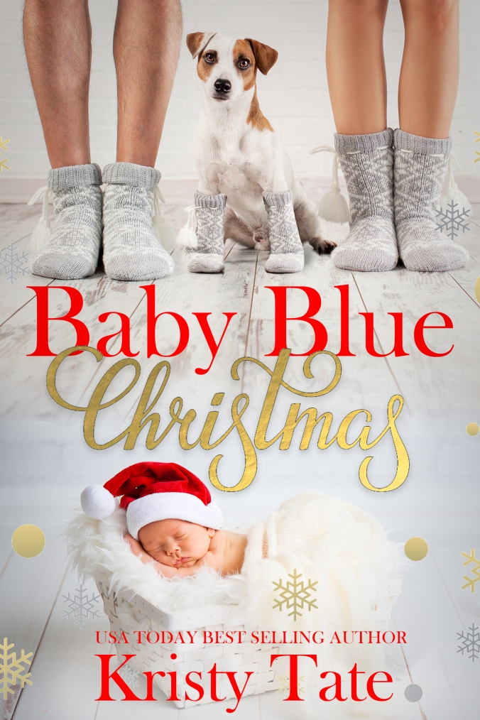 Baby Blue Christmas