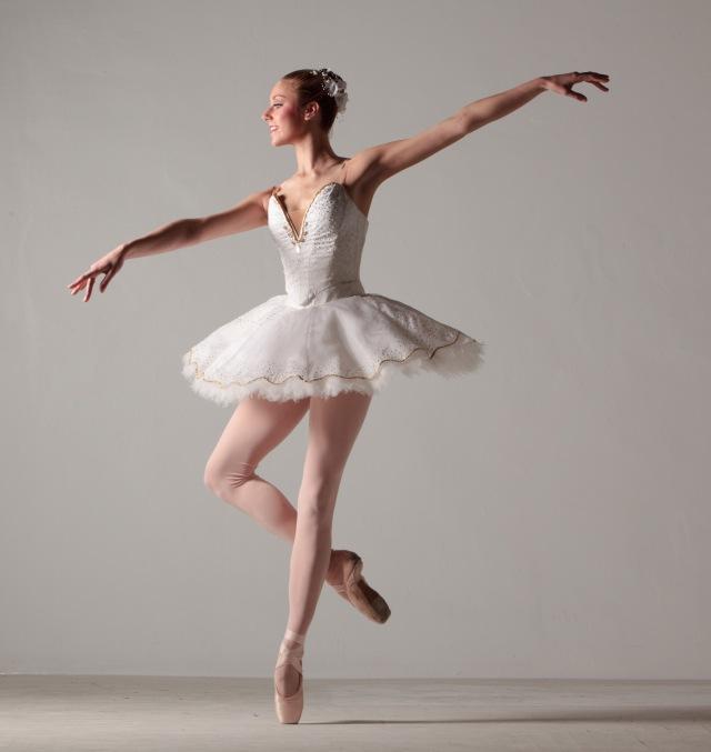 Ballet San Jose School Student