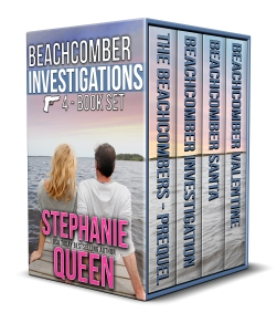 BeachInvest 4Book Box Set NEW REV Cover