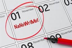 NaNo write Mo